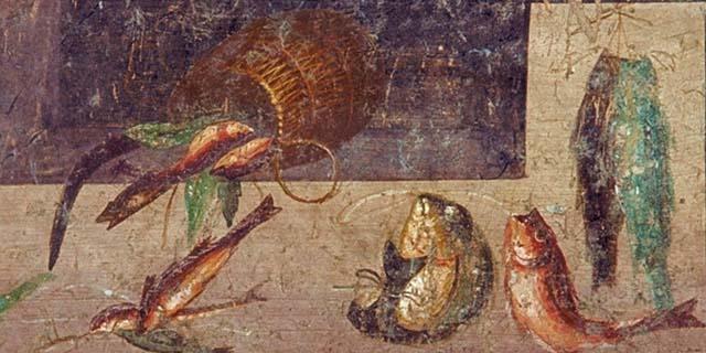 Due ricette del passato for Cucina romana antica
