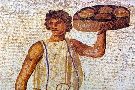 Due ricette del passato for Ricette roma antica