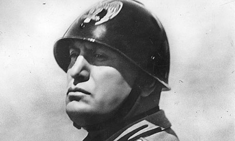 a summary of the life of benito mussolini The doctrine of fascism benito mussolini: 1  reality in which the first has its being and its life  in the doctrine of fascism empire is not only a.