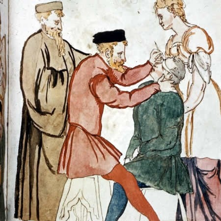 a description of the medical practices used in the medieval england A description of the medical practices used in the medieval england medieval health issues, medieval medicine, medieval england.