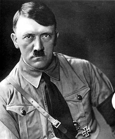 testicolo di Hitler