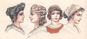 Pettinature femminili nell'Antica Roma