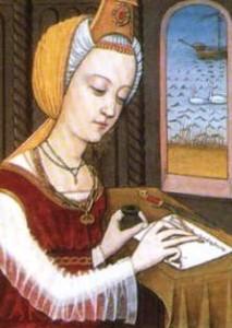 Donna del Medioevo