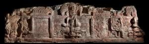 Fregio Maya ritrovato in Guatemala