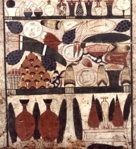 Cibo tipico della cucina egizia
