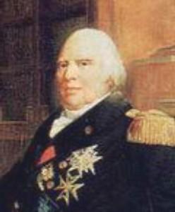 Luigi XVIII, prima Conte di Provenza