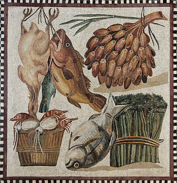 Cucina dell 39 antica roma la ricetta della ptisana for Cucina romana antica