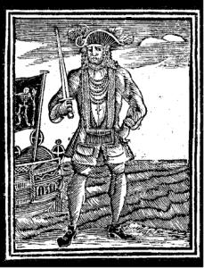 Bartolomew Roberts (1682-1722)