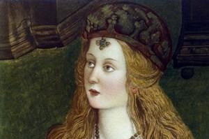 Ritratto di Lucrezia Borgia