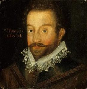 Ritratto di Francis Drake (1540-1596)