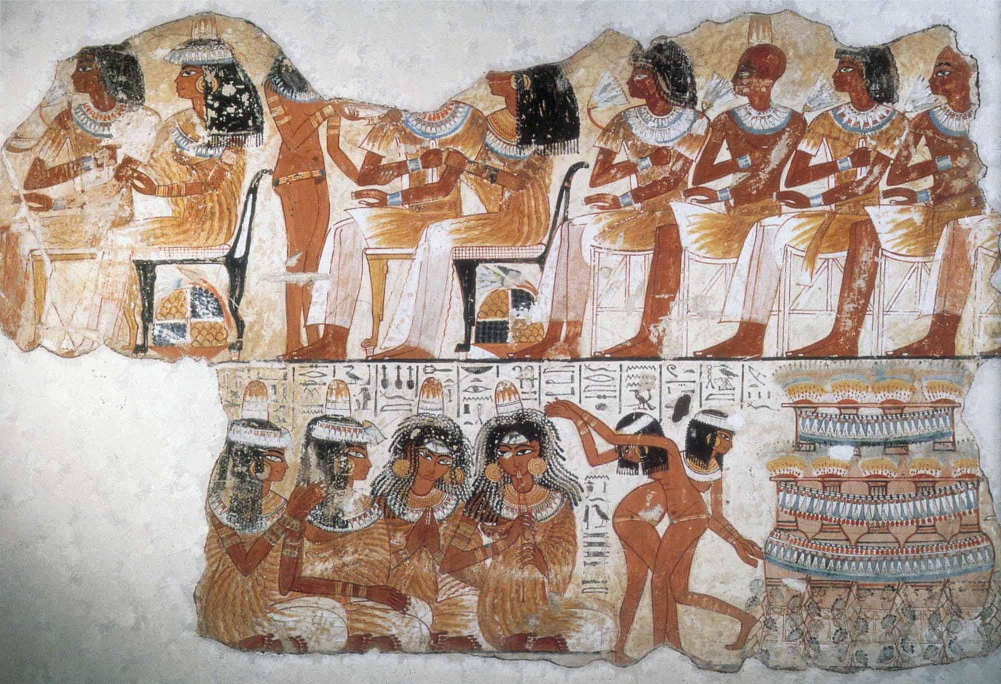 Favoloso La cucina degli antichi Egizi PW46