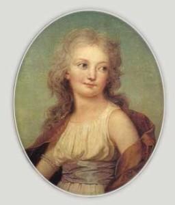 Maria Teresa Carlotta, Madame Royale