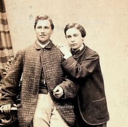 Menotti e Ricciotti Garibaldi