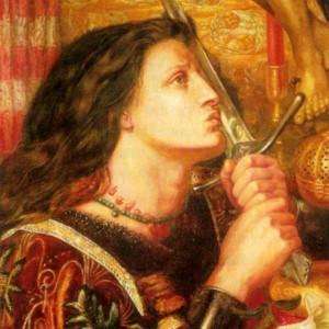 Ritratto di Giovanna d'Arco