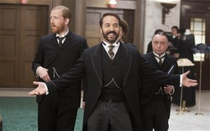 Mr.Selfridge, una scena