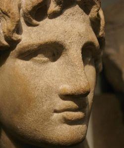 Volto di Alessandro Magno
