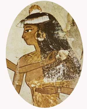 bellezza delle donne egiziane