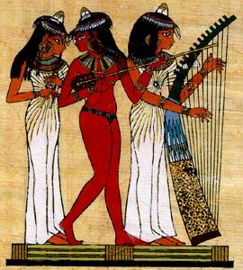 Donne egiziane. Depilazione e post-depilazione erano operazioni fondamentali per la loro bellezza