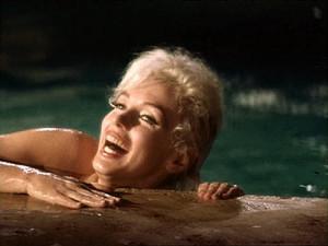 Marilyn Monroe in una famosa scena