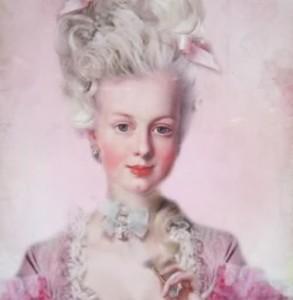 Maria Antonietta. A volte, la regina di Francia si divertiva a fare l'attrice
