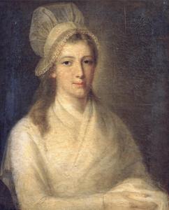 Ritratto di Charlotte Corday
