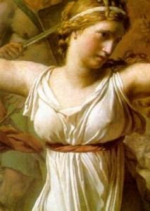 Donna greca. I sistemi contraccettivi delle donne greche erano alquanto bizzarri