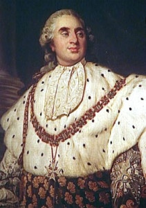 Ritratto di Luigi XVI, re di Francia