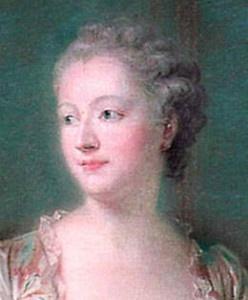 Il bel viso della Marchesa de Pompadour. Merito della crema alla malva?