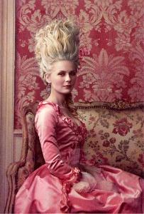 "Kirstin Dunst in ""Marie Antoinette"""
