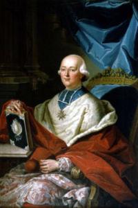 Ritratto del Cardinale de Rohan