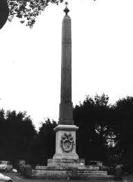 L'obelisco Barberini al Pincio, strettamente legato alla tomba di Antinoo