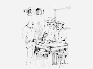 Le origini dei moderni ristoranti