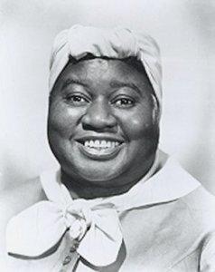 Hattie McDaniel (1895-1952)
