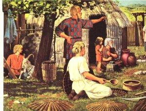 """I Celti. Il piatto base della loro cucina era il """"ragout"""""""