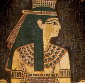 """Il """"kajal"""" delle e degli Egiziani era realizzato con ingredienti naturali"""