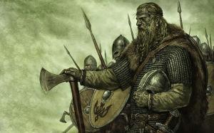 Antichi guerrieri scandinavi. Le loro tombe testimoniano quanto essi tenessero all'igiene e all'aspetto esteriore