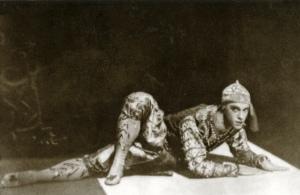 Vaslav Nijinskij in scena