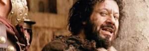 """Pietro Sarubbi è Barabba nel film """"The passion"""" di Mel Gibson"""