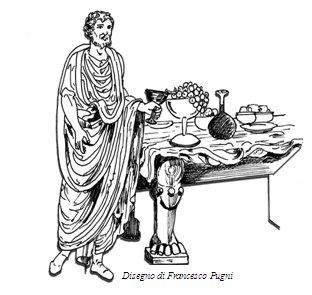 Antica cucina crema etrusco romana da una ricetta di apicio for Cucina romana antica