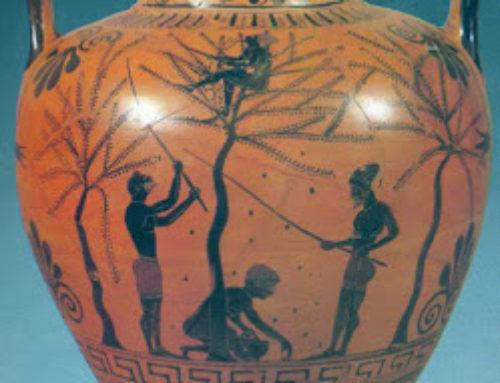 Antica Cucina: Pesto alle Olive alla Maniera Greca e Romana