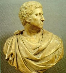 Busto di Marco Giunio Bruto (Michelangelo)