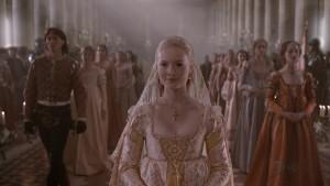 Lucrezia Borgia si sposa (dal serial tv)