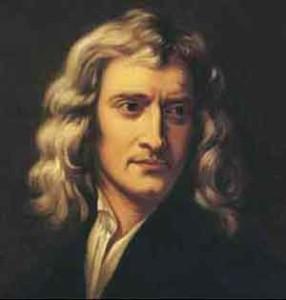 Ritratto di Isaac Newton