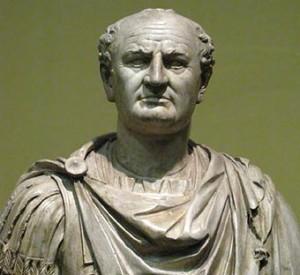 """Vespasiano. Fu lui ad istituire la """"tassa sull'urina"""""""
