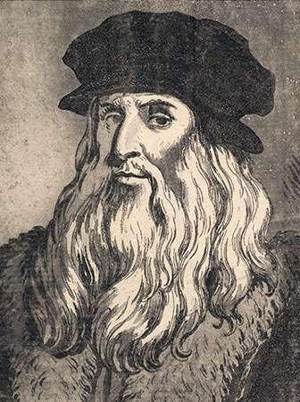 Leonardo vegetariano