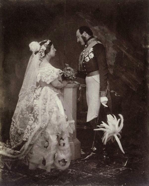 il profumo regina Vittoria