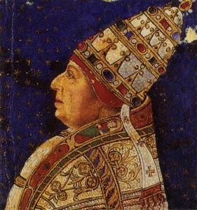 Ritratto di Alessandro VI Borgia