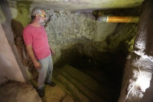 Il bagno trovato a Gerusalemme