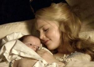 """Dalla fiction """"I Borgia"""": Lucrezia dà alla luce il piccolo """"infante romano"""", avuto, forse, da Pedro Calderon, detto Perotto"""