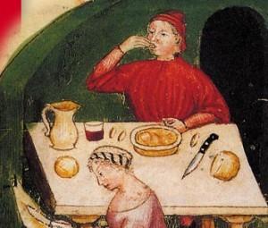 A tavola nel Rinascimento. Il pasticcio di erbe presentato in questo post è una ricetta del '400